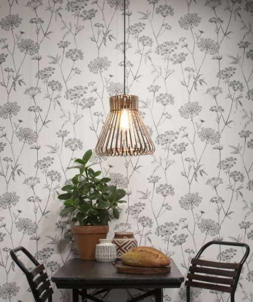 Deckenlampe aus Metall von Its about Romi bei minimalinteria