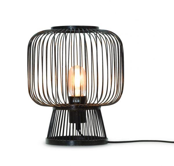 Tischlampe Cango, schwarz