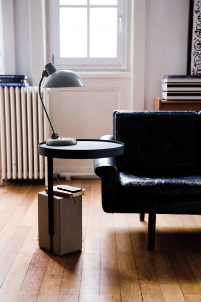 Lyon Beton, Twist Side Table