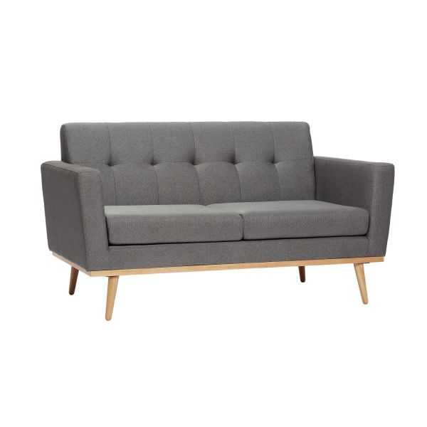 Sofa im Retrostil, Hübsch Interior