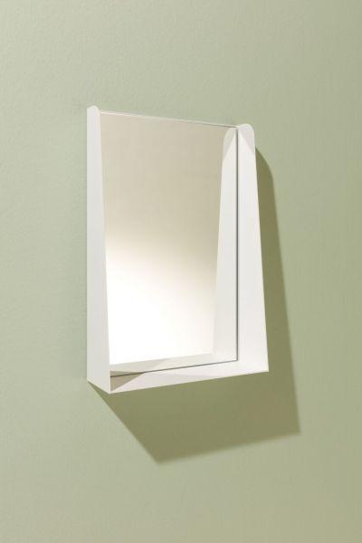 Ablage mit Spiegel