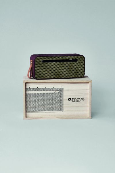Bluetooth-Lautsprecher aMove, Pflaume