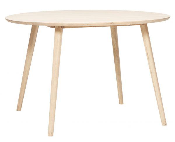 Holztisch, rund. Hübsch Interior