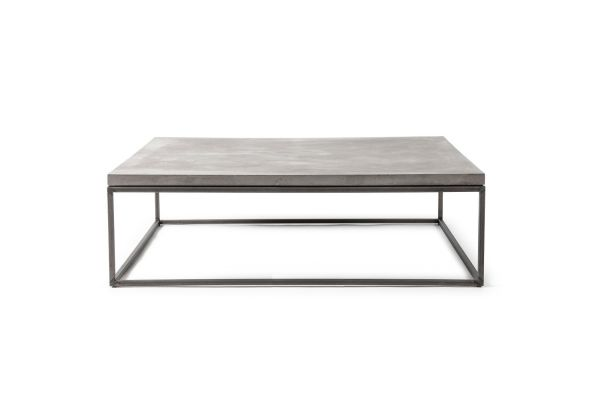 Betontisch Coffee Table XL Perspective von Lyon Beton bei minimalinteria