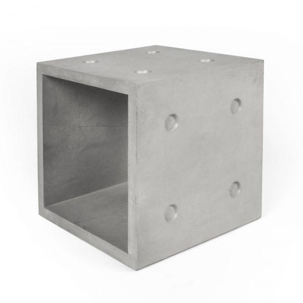 Aufbewahrungsmodul aus Beton Dice M