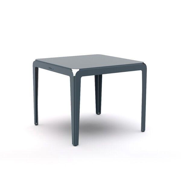 Tisch Bended, 90 cm, grey blue, Weltevree