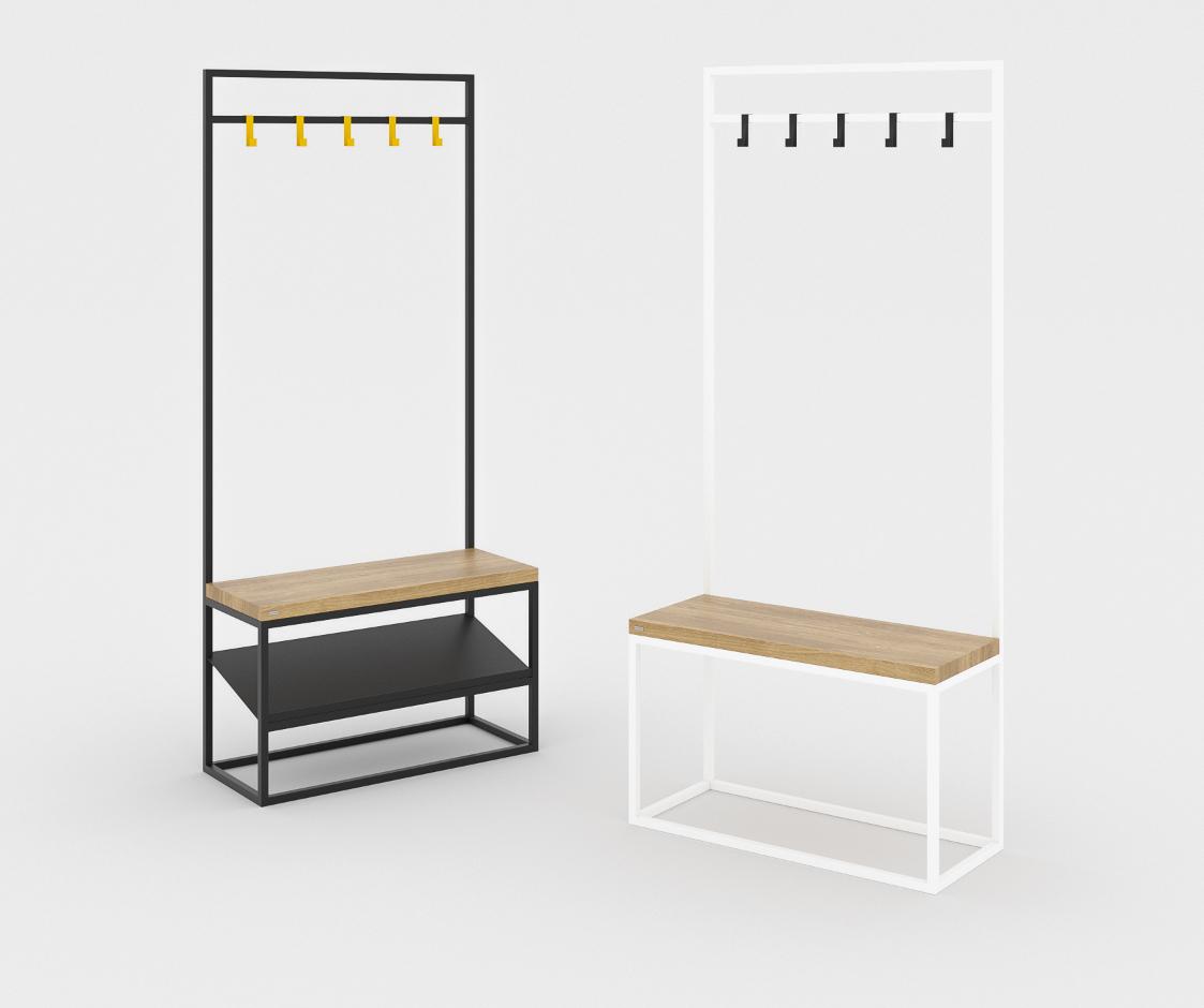 take me home mr cosy garderobe minimalinteria. Black Bedroom Furniture Sets. Home Design Ideas