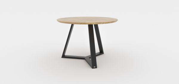 Tisch Trio, schwarz