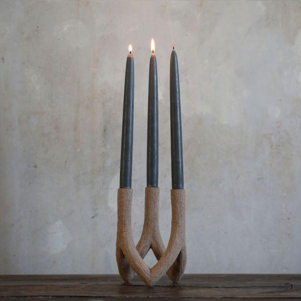 Kerzenleuchter no. 21, raw