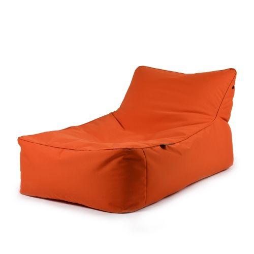 b-bed lounger, orange