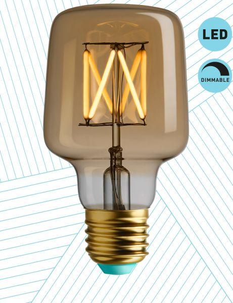 Wilbur LED-Leuchtmittel, gold