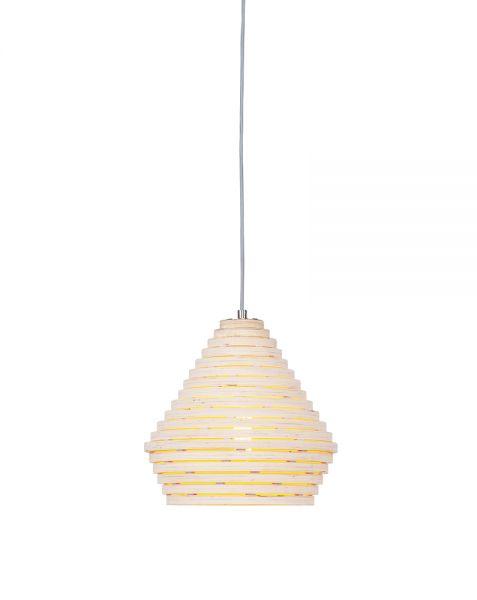 Deckenlampe aus Multiplex von Its about Romi