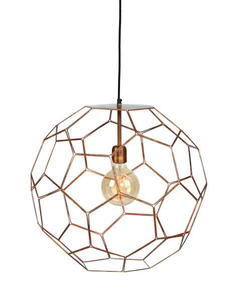 Deckenlampe aus Dreahtgeflecht von Its about Romi