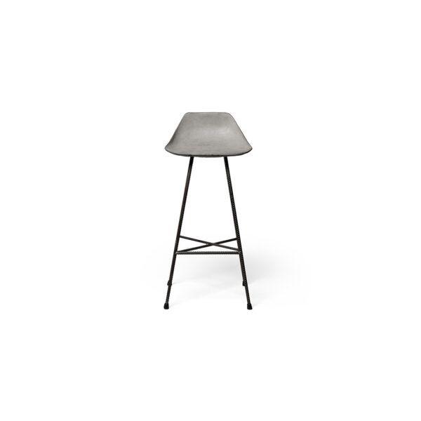 "Bar chair ""Hauteville"", Lyon Beton"