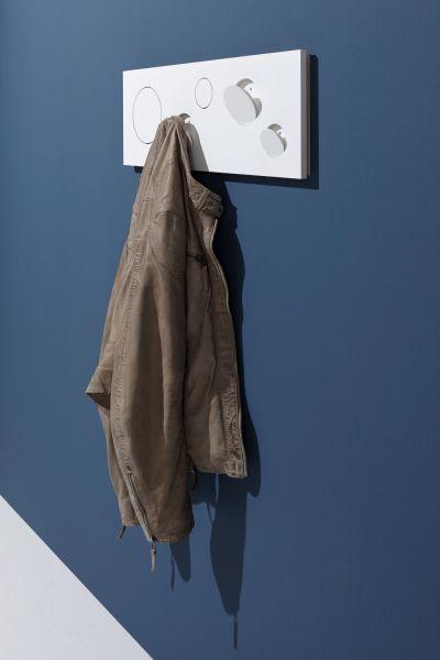 Wandgarderobe Knopfler aus Holz