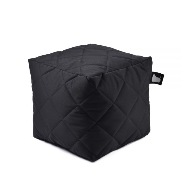b-box Outdoor, Quilted, schwarz