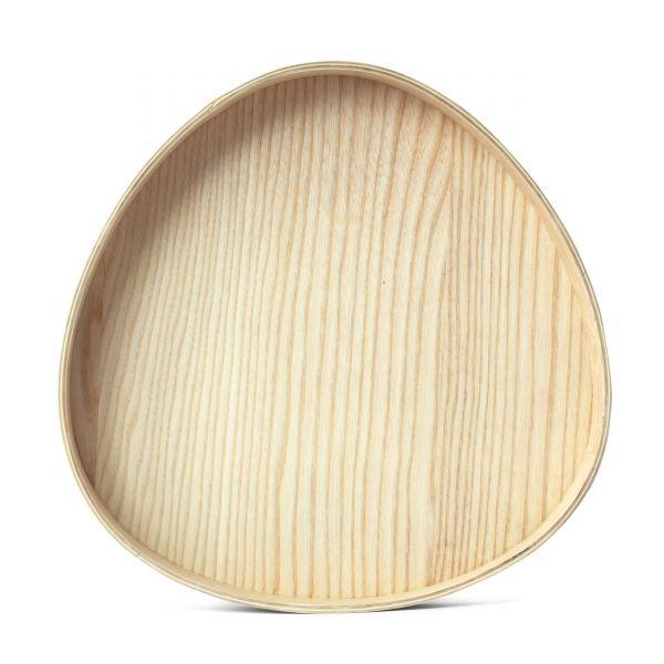 Tablett aus Eschenholz